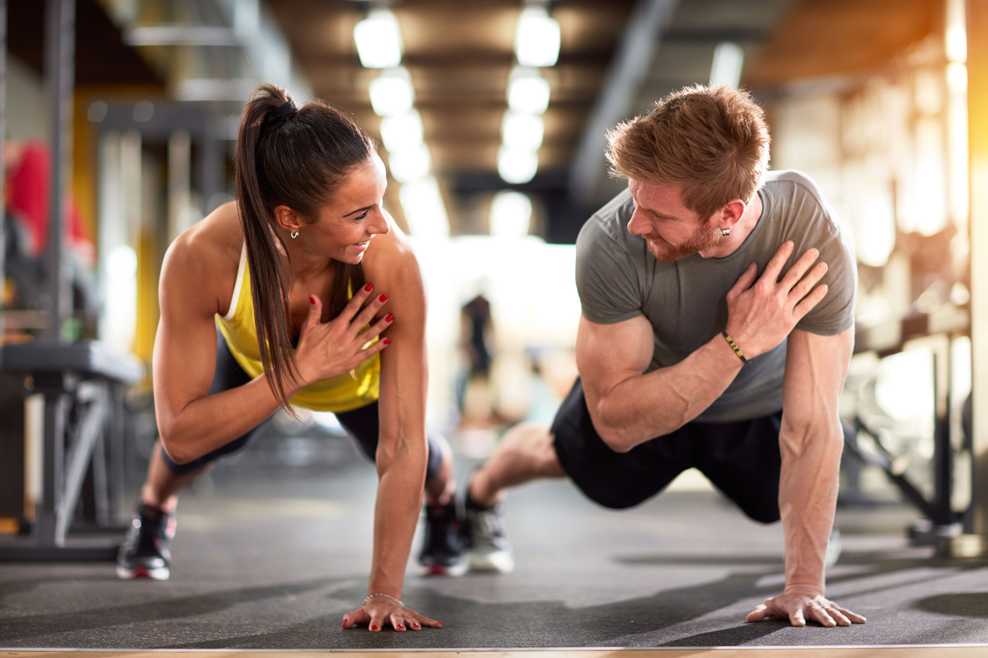 The Advantages of a Personal Trainer