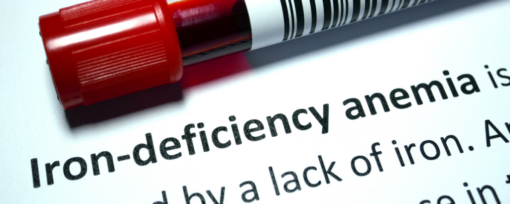 How To Handle an Iron Deficiency